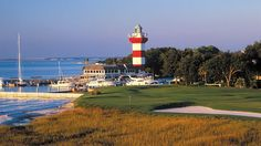 Sea Pines/Harbour Town GC Hilton Head, SC