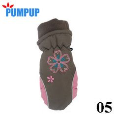 C$ 8.35 2016 Winter Children Ski Snowboard Gloves Waterproof Windproof Thermal Snow Ski Gloves For Boys Girls Kids Sports Mittens