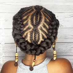 """744 Likes, 7 Comments - Natural Hairstyles for Girls (@browngirlshair) on Instagram: """"#1 Spot for Hairspiration for Girls!  FEATURED @dyacoiffure FOLLOW @kissegirl  Hair, Skin, and…"""""""