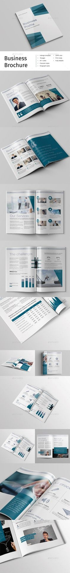 Behance TriFold Brochure Template  FreebieHttps