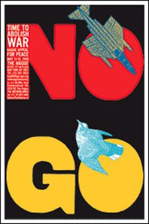 Time to Abolish War  (Seymour Chwast)