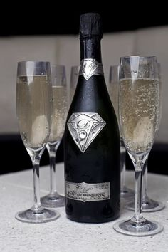 'World's most expensive champagne' costs £1.2 million