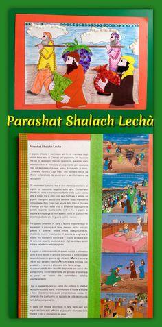 Parashat Shalach Lechà