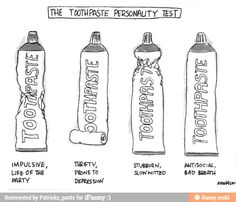 Toothpaste logic / iFunny :)