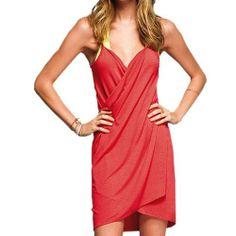 Djt - Robe de Plage - Taille unique Couvrir Maillot de Bain Bikini (L.66*L.133CM) Six Couleur à choix à la mode Djt, http://www.amazon.fr/dp/B00DS46E5U/ref=cm_sw_r_pi_dp_eQfXsb1DVG6HS