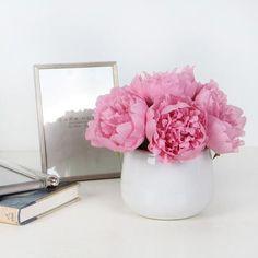 Pink Peony Flower Arrangement