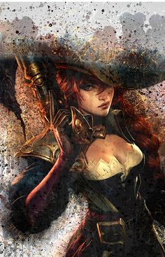Captain Fortune, Miss Fortune