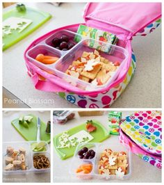 30 Days of Lunch Boxes | Peanut Blossom