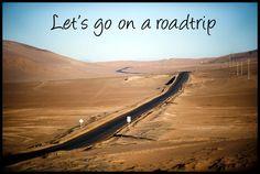 72. plan a roadtrip together