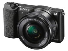 Sony a5100 Compact Interchangeable Lens Camera