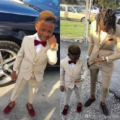 Beige Boy Suits For Wedding Slim Fit Two Button Notched Lapel Boy Tuxedos Formal Party Wear Ring Bearer Suits JacketPantsVestBow) Tuxedo Wedding, Wedding Suits, Casual Wedding, Girls Pageant Dresses, Flower Girl Dresses, Dresses 2014, Flower Girls, Costume Bordeaux, Ring Bearer Suit