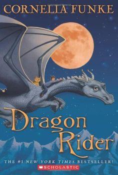 Dragon Rider by Funke Cornelia, http://www.amazon.com/dp/0545316480/ref=cm_sw_r_pi_dp_QjtHrb16QJJAN