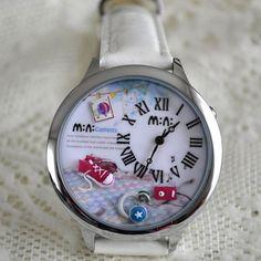 MINI hodinky - Volný čas Watches, Leather, Accessories, Wristwatches, Clocks, Jewelry Accessories