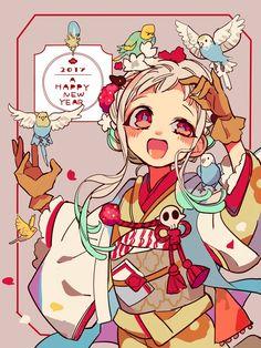Read from the story Imágenes de: Jibaku Shounen Hanako-kun by (Trapero) with 796 reads. Otaku Anime, Manga Anime, Anime Art, Fanarts Anime, Anime Characters, Hanako San, Japon Illustration, Girls Anime, Noragami