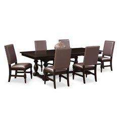 Dining Room Furniture - Ashton II 7 Pc. Dining Room