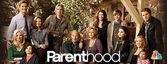 In which I contemplate watching a whole bunch of episodes of NBC's Parenthood - Clear Eyes, Full Shelves
