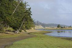 Tlell river, Haida Gwaii, BC