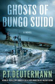 A thrilling #WWII adventure set in a #submarine in the #Pacific, by the Boyd Award-winning author of Pacific Glory.  In late 1944, America's naval forces face what seems an insurmountable threat from Japan: immense Yamato-class battleships, which dwarf every other ship at sea.  Built in secrecy, these ships seem invincible, and lay waste to any challengers. American military intelligence knows of two such ships, but there is rumored to be a third, a newly-built aircraft carrier... #book…