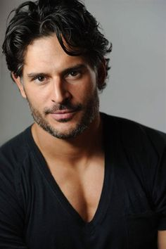 Joe Magnaniello, True Blood, Alcide. Ok. This is what is going to make me finally get Netflix. Just so I can watch True Blood. In one sitting. Repeatedly.