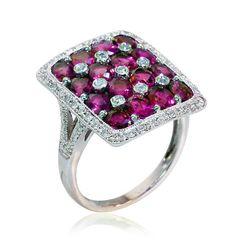 Ring Rubinen Rubinring schmuck diamanten