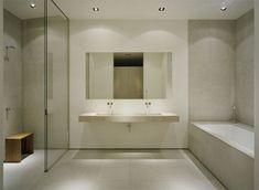 minimalistische badkamer - Google zoeken