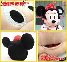 NEW!着ぐるみマスク(ミニーマウス)★ディズニー★ :worldhead-mn:ウイッチ - 通販 - Yahoo!ショッピング Mickey Head, Mickey Mouse, Disney Characters, Baby Mouse