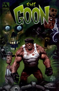 Rare The Goon #1 published by Avatar Press. Click on the picture for more information...