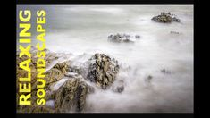 Relax and fall asleep to the soothing sound of water surf crashing into the rocks at Estacas Beach in Ares estuary Galicia, Spain. Ideal for relaxing, sleepi. Water Surfing, Cadiz, The Rock, How To Fall Asleep, Fountain, Meditation, Spain, Relax, Beach