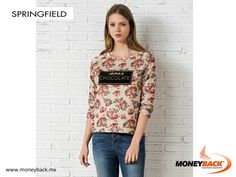 Springfield fits your lifestyle and respects your personality by being a brand obsessed with the quality of their garments, caring for fabrics, designs and every feature in order to dress people with well-made, natural, easy to care clothing, combinable and adaptable to different styles. Buy Springfield in Mexico and save money with Moneyback! #taxfree