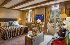 Deluxe Suite - Palace Gstaad, Switzerland