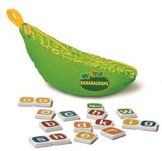 Bananagrams My First Bananagrams Game Review.