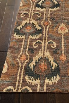 Ancient design meets vogue colors: our Jackson Rug delivers a uniquely timeless, yet contemporary look and feel.