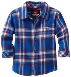 Amazon.com: Quiksilver Baby-boys Infant Bunga Long Sleeve Shirt: Clothing
