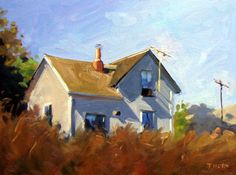 Timothy Horn Landscape Oil Paintings