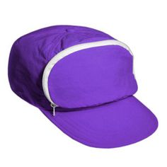 Cap-sac Purple now featured on Fab.
