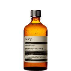 Aesop Weleda Body Oil- Citrus