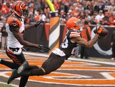 cleveland browns versus bengals images - Google Search