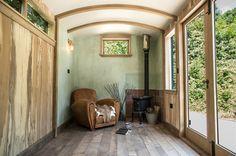 Mi pequeño salón (en un tren) - AD España, © D. R.