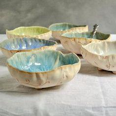 Urban Rustic hand built ceramic bowl