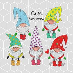 Christmas Gnome, Christmas Holidays, Merry Christmas, Vector File, Svg File, Funny Gnomes, Grinch Ornaments, Hallmark Christmas Movies, The Worst Witch