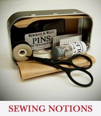 merchant&mills sewing notions