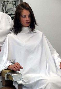 Woman Barber Shop Hair Cut Stories