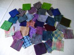 Zoom Loom squares