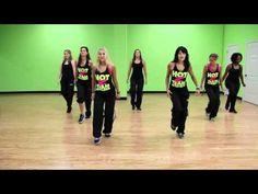 MY LOVELY DANCE, HOT Z Team,  Zumba Fitness Salsa Ojos Negros