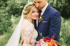 Rachel and Jordan& wedding at The Slit Barn in Cambridge, Ontario, was as colorful as it was heartfelt. Wedding Blog, Our Wedding, Dream Wedding, Wedding Poses, Wedding Ceremony, Modcloth Wedding Dress, Hair And Makeup Artist, Wedding Photo Inspiration, Friends In Love