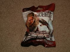 Marvel Heroclix Thor The Dark World Miniature Foil Pack (Toy, Game Piece, New)  #WizKids