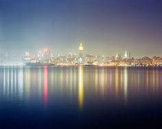 Bett Gallery Hobart - David Stephenson - New York from Hoboken 1