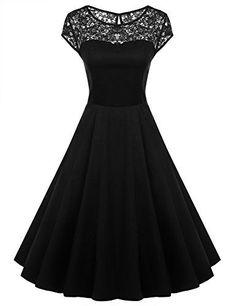 25 Gorgeous Black Wedding Dresses - Deer Pearl Flowers #beautydresses