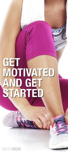 Get out of your rut and start working out today!  Check out our tips to help you get fit now! #weightloss
