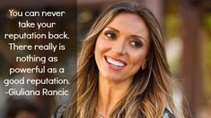 Celebrity Quotes : Giuliana Rancic Career Advice Quote. - Sharing is Caring - Hey can you Share this Quote ! Join Us https://twitter.com/Love_Quotes_com